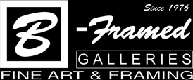 B~Framed Galleries | Fine Art & Framing